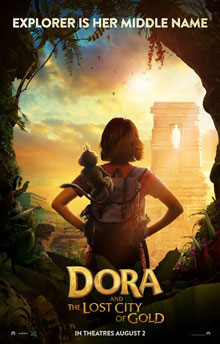 Dora and the City of Gold